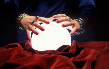 fortune teller ball