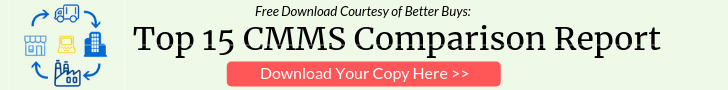 Free Comparison Report - Top 15 CMMS Software Solutions